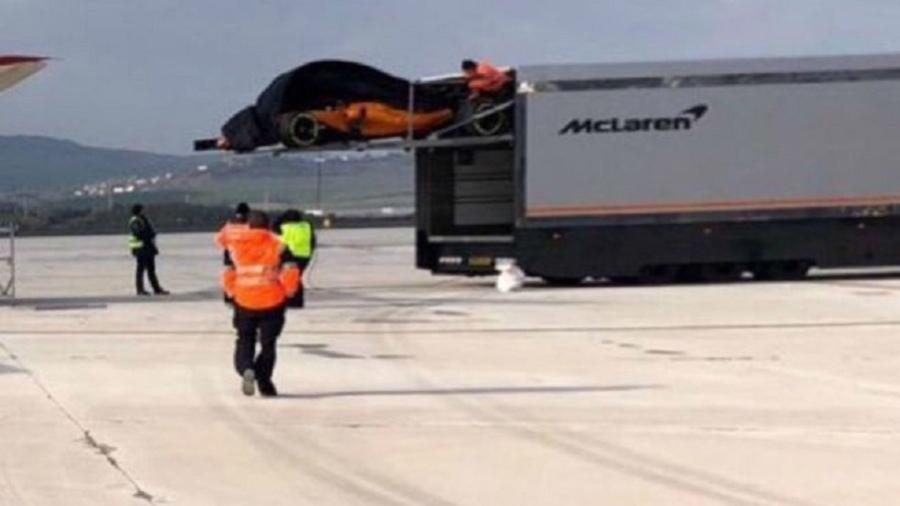 Nova McLaren será na cor laranja - Reprodução/Marca