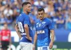 """Thiago Neves critica atuação do Cruzeiro em revés para o Flu: """"Muito ruim"""" - Pedro Vale/AGIF"""