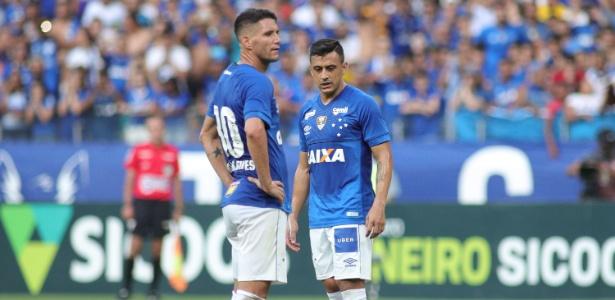 Thiago Neves e Robinho ganharam as companhias de Arrascaeta e Barcos ou Raniel