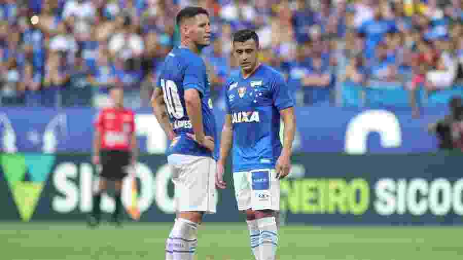 Thiago Neves já está na lista de negociáveis; Robinho, embora criticado, ficará em recuperação pelo menos até abril - Pedro Vale/AGIF