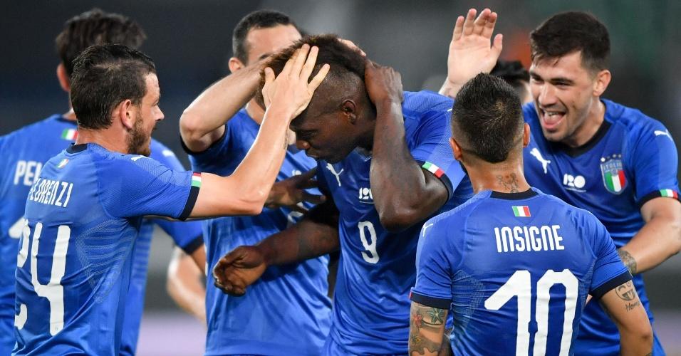 Mario Balotelli Itália