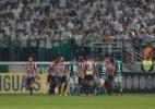 Site vê Palmeiras com mais chance de título brasileiro do que o SP; entenda - Marcello Zambrana/AGIF