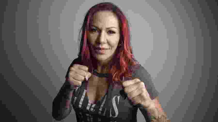 Cris Cyborg ficou indignada com a mudança de local do UFC 232 - Lucas Lima/UOL/Folhapress