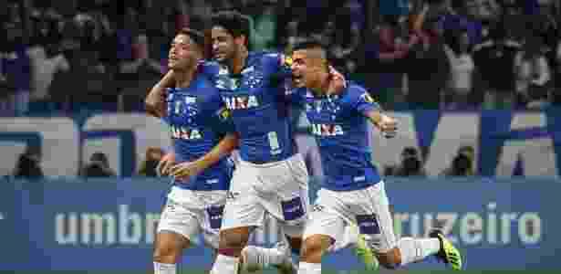 Formação titular do time deverá ser mantida para a partida contra o Bahia, neste domingo - Thomás Santos/AGIF