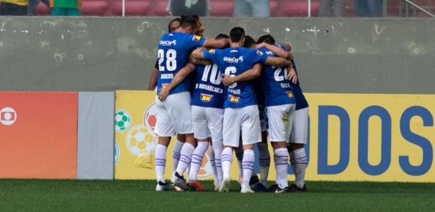 Mesmo após conquistar a Copa, reta final do Cruzeiro é melhor que a do ano passado - Marcelo Alvarenga/AGIF