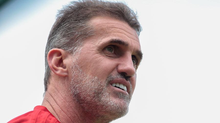 Coordenador técnico do São Paulo jurou que não assumiria nenhum time em 2019 - Marcello Zambrana/AGIF
