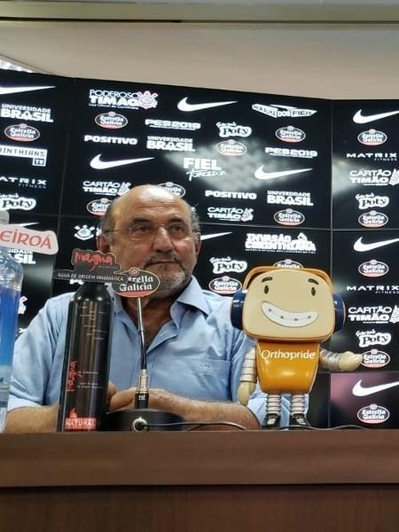 a317f05651018 Rosenberg deixa diretoria de marketing do Corinthians após fala polêmica