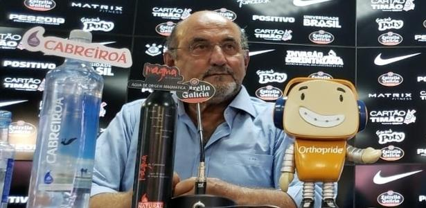66ceb6fca90d4 Corinthians  Rosenberg deixa diretoria de marketing do clube após fala  polêmica