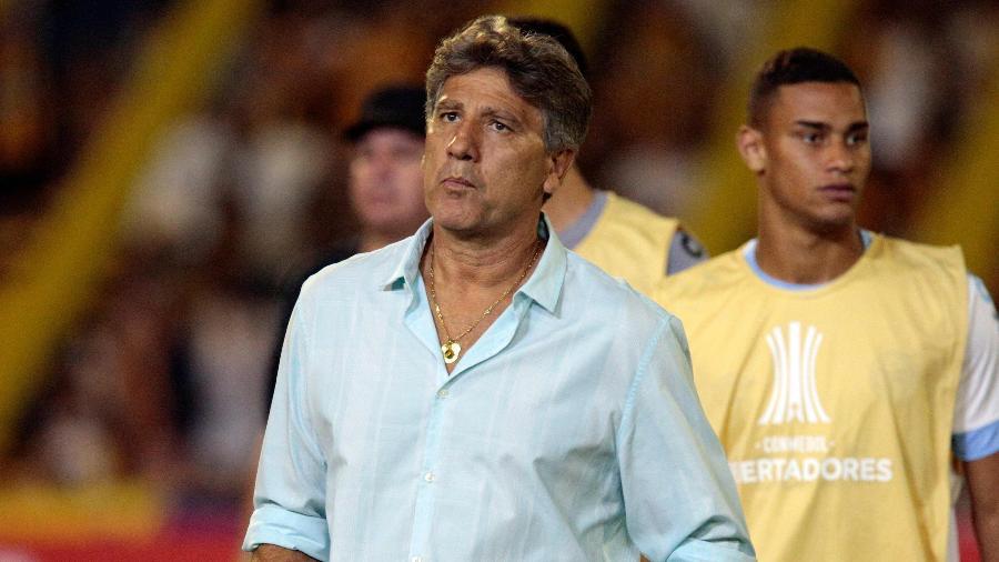 e4eb38a198e8a Renato celebra gol de André e brinca sobre Tardelli