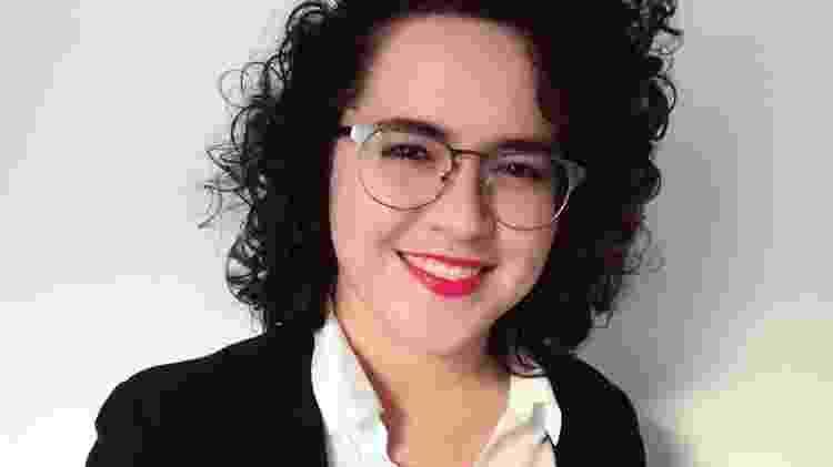 Natália Lara ficou apenas dois meses na ESPN antes de assinar com a Globo - Divulgação/DAZN - Divulgação/DAZN