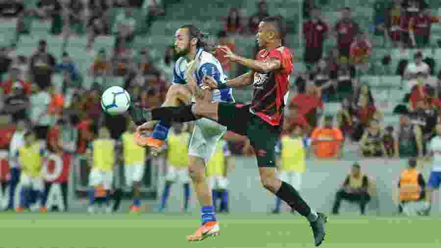 Apodi já passou pelo rival da Ponte Preta, o Guarani, em 2010 - Gabriel Machado/AGIF