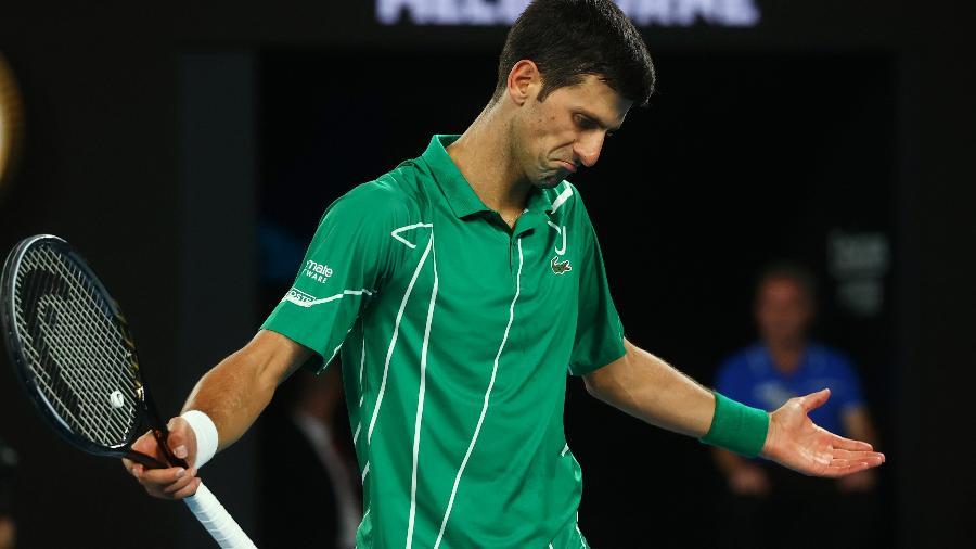 Novak Djokovic, número 1 do mundo no ranking do ATP - Reuters