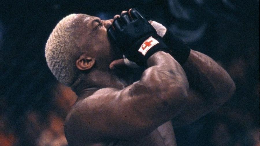 Kevin Randleman entra para o Hall da Fama do UFC - Reprodução/Instagram