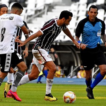 Fluminense se classificou à decisão ao eliminar o Botafogo no domingo - Mailson Santana/Fluminense FC