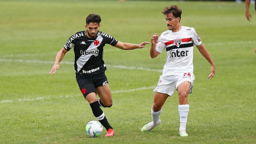 Vasco x São Paulo - Rafael Ribeiro / Vasco