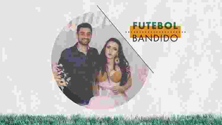 Futebol Bandido - Caso Daniel (T2.E1) - Arte/UOL - Arte/UOL