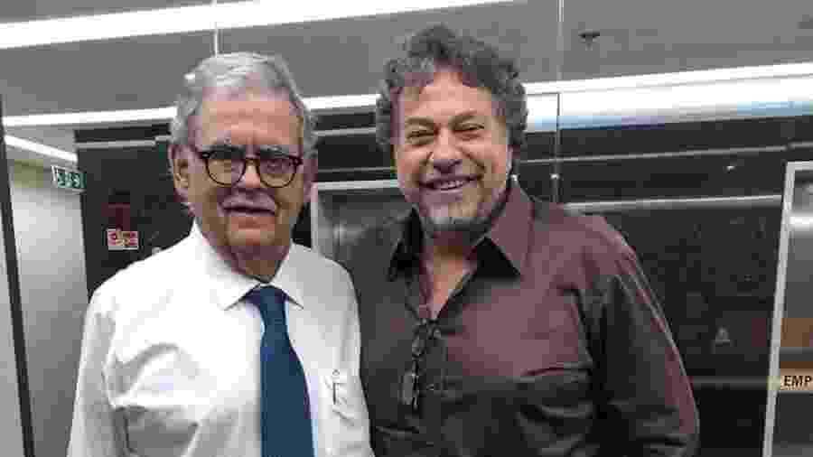 Advogado Antônio Cláudio Mariz de Oliveira declara apoio a Julio Casares no São Paulo - Arquivo Pessoal