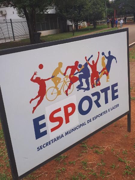 Placa da Seme - Esportividade/cortesia