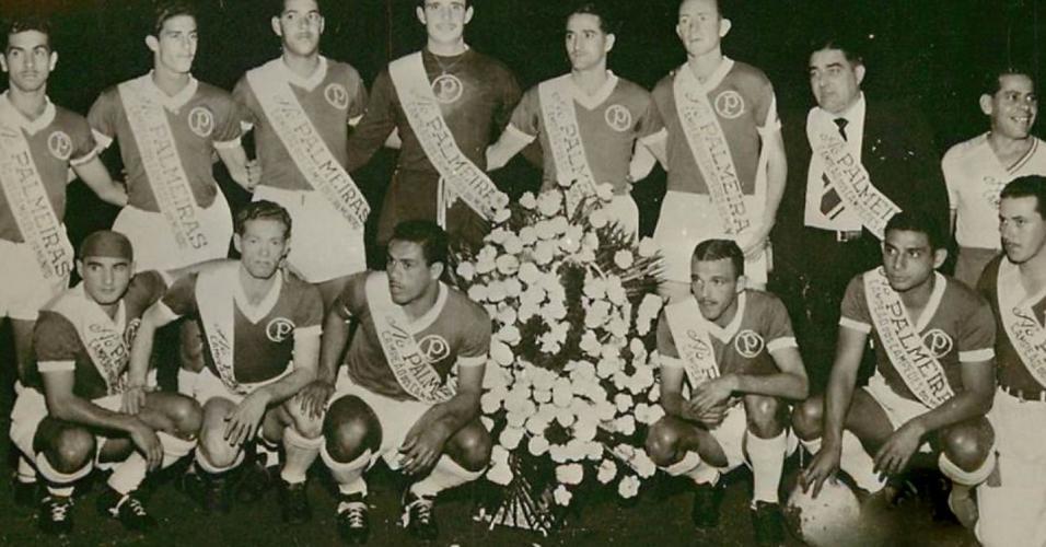 Palmeiras campeão da Taça Rio de 1951