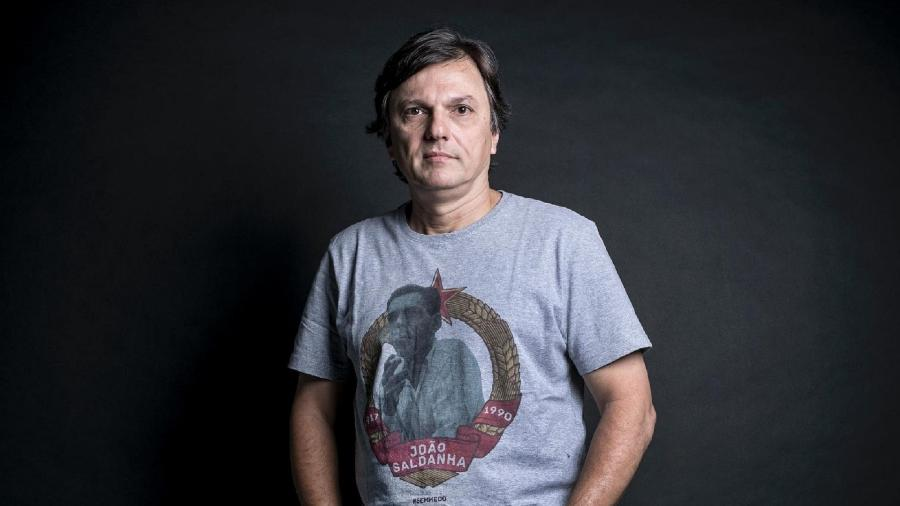 Mauro Cezar: fará primeiro jogo em TV aberta na carreira no SBT - Lucas Lima/UOL