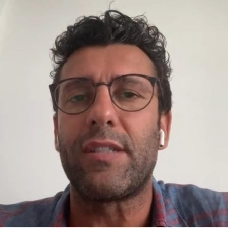 Valentim explica demissão do Cuiabá após uma rodada do Brasileirão - Reprodução/SporTV