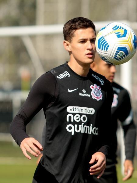 Mateus Vital é visto como negociável pela diretoria do Corinthians - Rodrigo Coca/Agência Corinthians