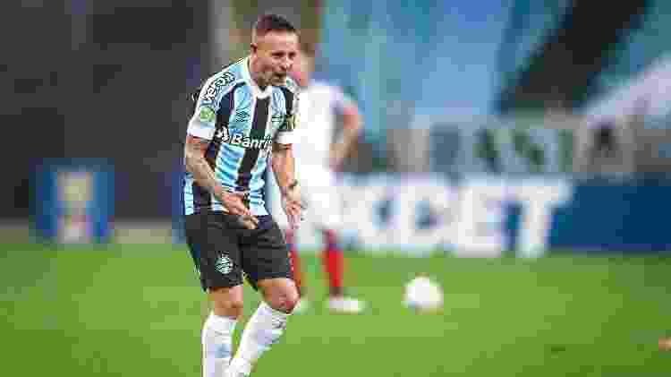 Rafinha no Grêmio - LUCAS UEBEL/GREMIO FBPA - LUCAS UEBEL/GREMIO FBPA
