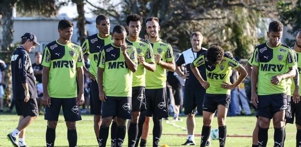 Diretoria ainda vai estudar a contratação de até dois nomes para fortalecer elenco do Atlético - Bruno Cantini/Atlético-MG