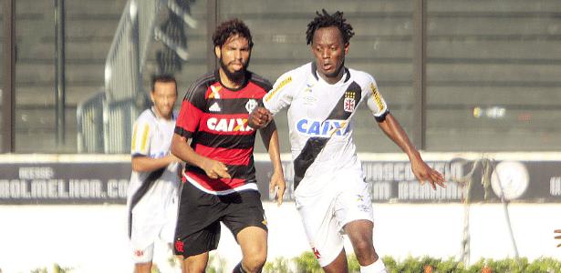 Andrezinho foi um dos nomes do Vasco na vitória de domingo sobre o Flamengo - Paulo Fernandes/Vasco.com.br