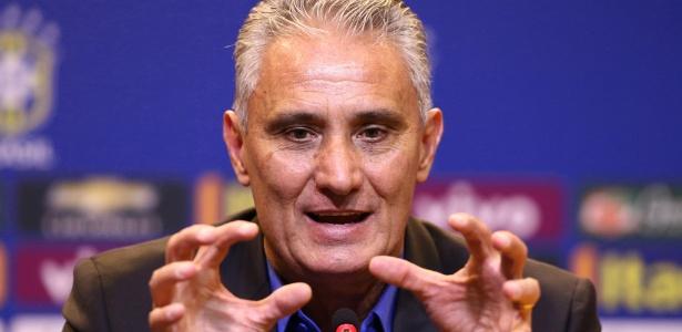Tite assumiu o comando da seleção brasileira há quase 30 dias