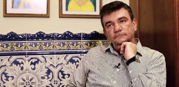 Andrés Sanchez é um dos que estão na mira da comissão eleitoral do Corinthians