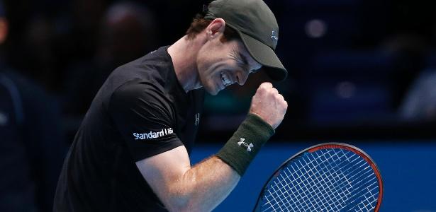 Após 3 horas e 38 minutos de jogo, o número 1 do mundo fará sua primeira final do torneio - Reuters / Paul Childs