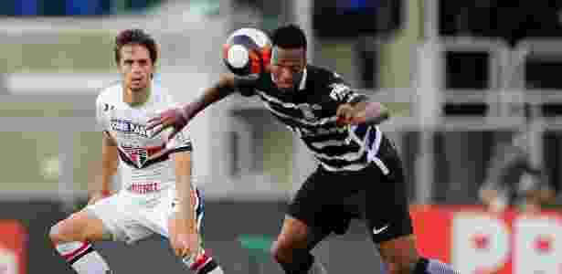 Destaque do time, Jô não deve ter descanso diante do Linense na Arena - Marcello Zambrana / AGIF