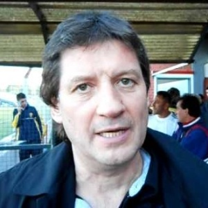 Aníbal Campaninni, presidente do Dock Sud, da quarta divisão argentina