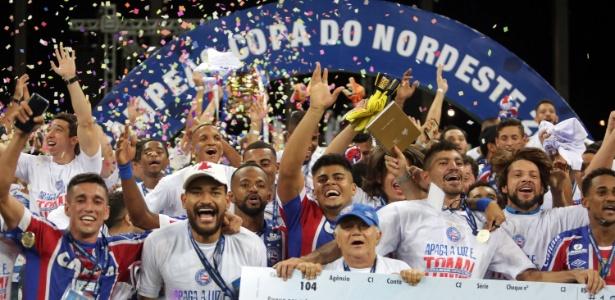 Atual campeão do Nordeste, Bahia é um dos signatários do abaixo-assinado