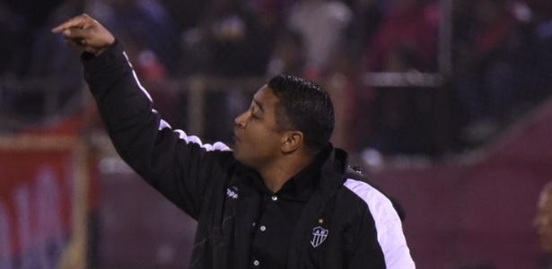 Roger Machado comanda o Atlético-MG contra o Jorge Wilstermann pela Libertadores