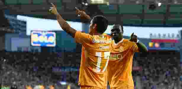Corona e Aboubakar marcaram na goleada do Porto sobre o La Coruña - Octavio Passos/Getty Images - Octavio Passos/Getty Images