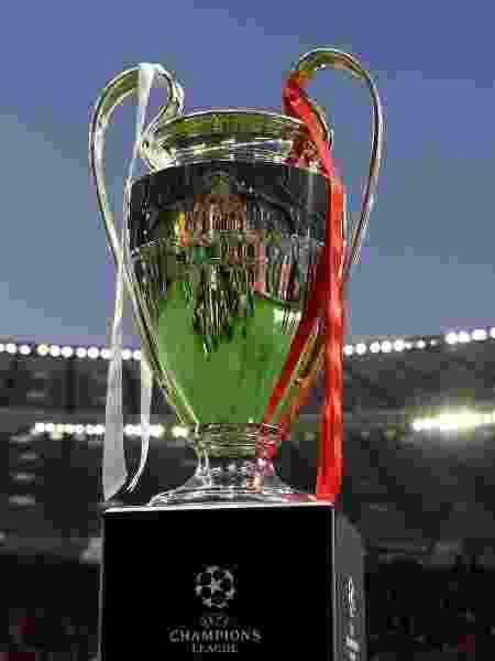 Taça da Liga dos Campeões - AFP PHOTO / LLUIS GENE