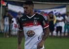 Suspenso no Ceará, atacante Leandro Carvalho atua em pelada; clube se cala - Reprodução