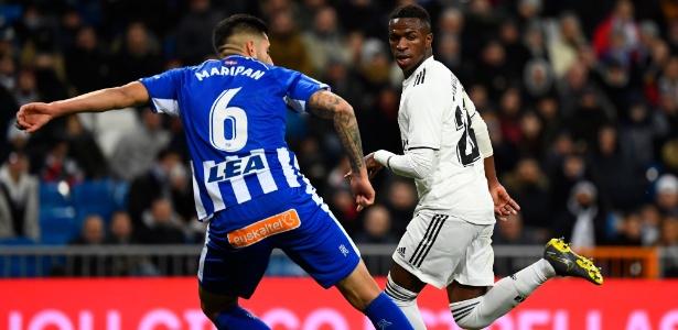 e7af9c31a8b4b Com gol de Vinícius Júnior