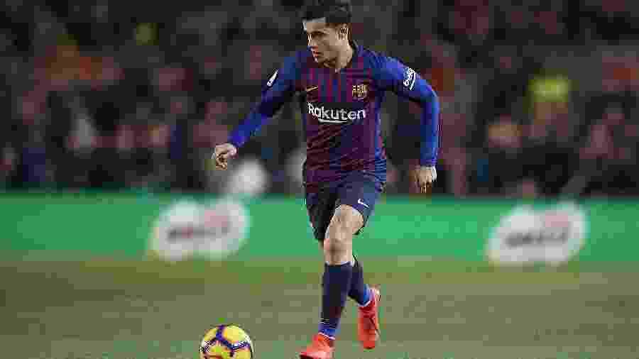 Philippe Coutinho Barcelona - Sergio Ruiz/DiaEsportivo