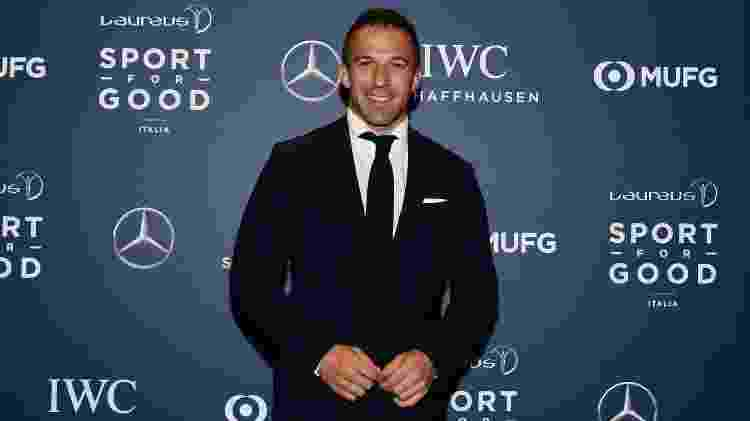 Claudio Villa/Getty Images for Laureus