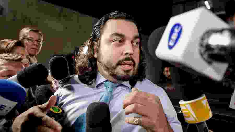 Danilo Garcia de Andrade é ex-advogado da modelo Najila Trindade - Suamy Beydoun/AGIF