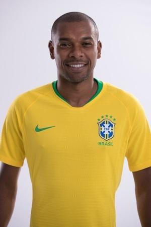 Fernandinho, seleção brasileira