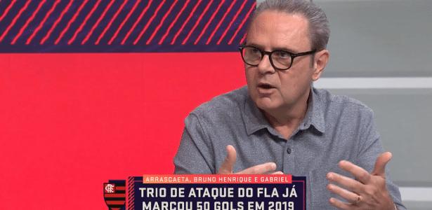 Luís Roberto admite