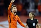 Holanda vence Letônia por 2 a 0 e conquista primeiros pontos nas Eliminatórias - Maurice Van Steen/ANP/AFP