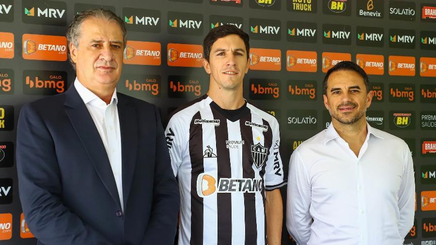 Diretoria, além de contratações importantes, tem cautela para planejar viagens da Libertadores - Pedro Souza/Atlético-MG