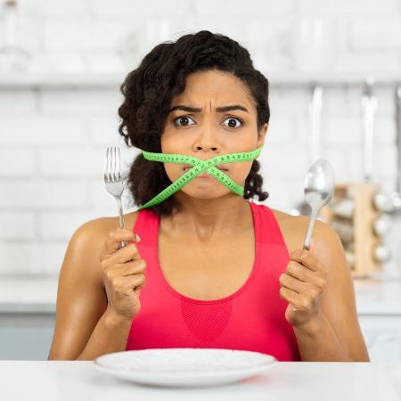 Dietas restritivas, elas sim, são romantizadas nas redes sociais - Getty Images/iStockphoto