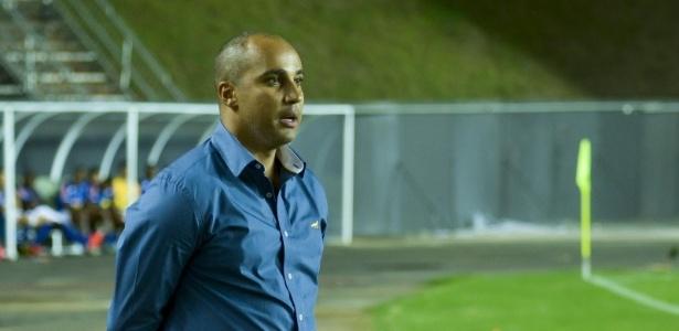 Filosofia do técnico Deivid já pôde ser percebida no amistoso do Cruzeiro