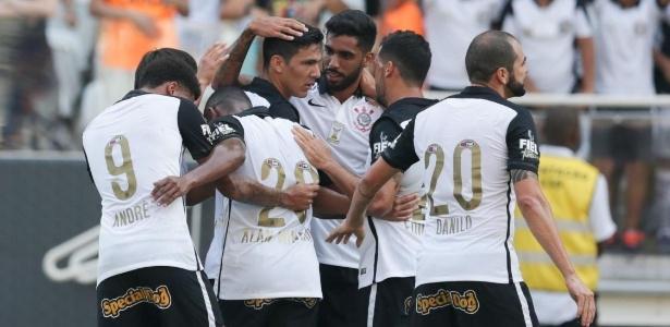 Balbuena e Vilson se tornaram titulares da zaga do Corinthians